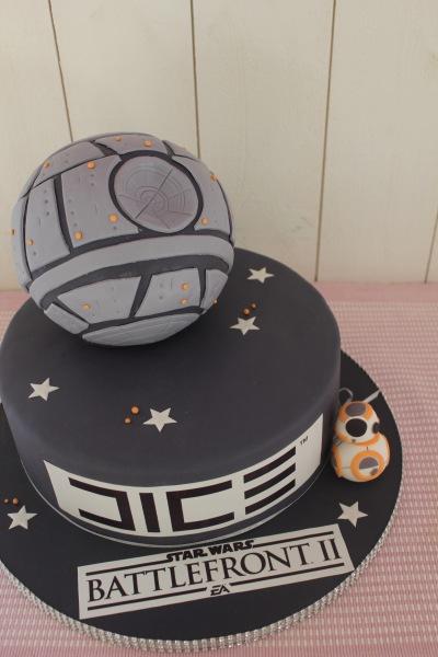 Star Warstårta