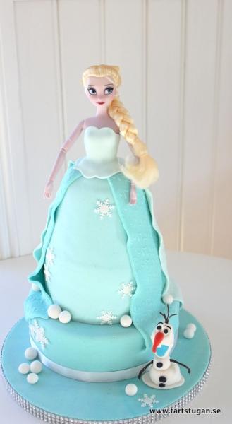 Frosttårta