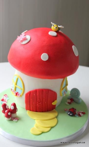 Svamptårta