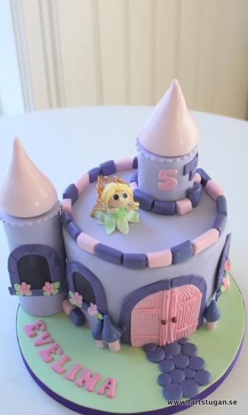 Slottstårta