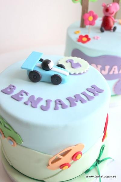 Biltårta