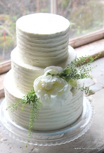 Bröllopstårta smörkräm