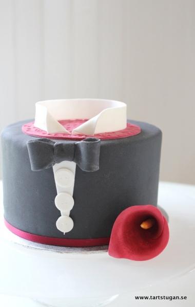 Fars dag tårta